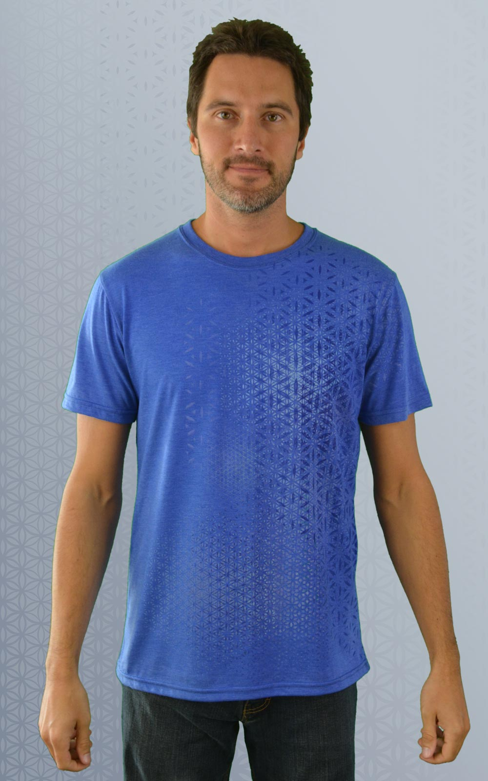 Men 39 s bamboo t shirt made in canada myriad inkspoon for Bamboo t shirt printing